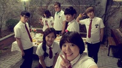 Monstar Korean Drama - Yong Jun Hyung, Ha Yeon Soo, Kang Ha Neul, Kim Min Young, Da Hee, Park Kyu Sun, Kang Ei Shik