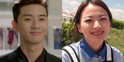 Third-Rate My Way Korean Drama - Park Seo Joon and Chun Woo Hee