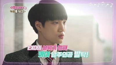 Andante Korean Drama - EXO's Kai