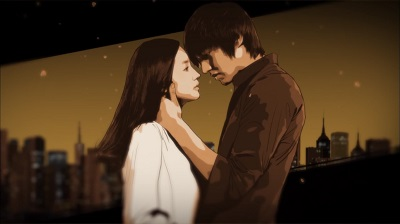 City Hunter Korean Drama - Lee Min Ho and Park Min Young 9