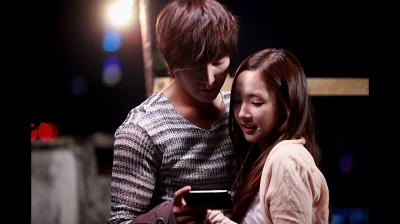 City Hunter Korean Drama - Lee Min Ho and Park Min Young 9