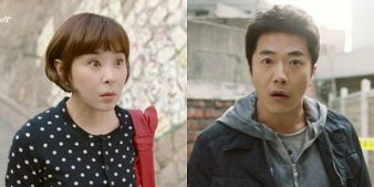 Mystery Queen Korean Drama - Kwon Sang Woo and Choi Kang Hee