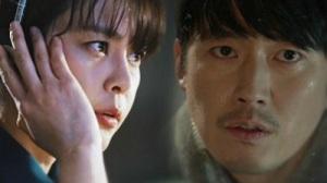 Voice Korean Drama - Jang Hyuk and Lee Ha Na