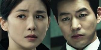 Whisper Korean Drama - Lee Sang Yoon and Lee Bo Young 2