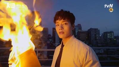 Circle Korean Drama - Yeo Jin Goo