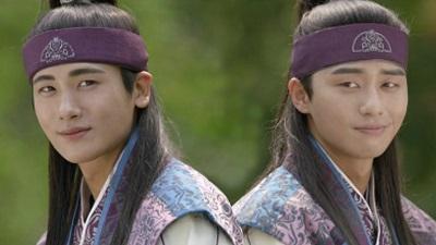 Hwarang Korean Drama - Park Seo Joon and Park Hyung Shik
