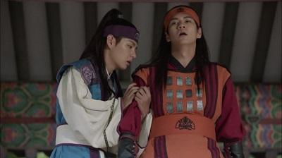 Hwarang Korean Drama – V (BTS) | Kdrama Kisses