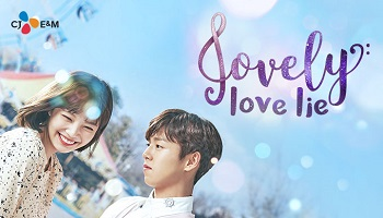 Liar and His Lover Korean Drama (Lovely Love Lie) - Ji Hyun Woo and Red Velvet's Joy