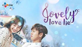 Liar and His Lover Korean Drama (Lovely Love Lie) - Ji Hyun Woo and Red Velvet's Joy