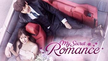 My Secret Romance Korean Drama - Sung Hoon and Song Ji Eun
