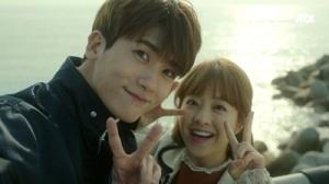 Strong Woman Do Bong Soon Korean Drama - Park Hyung Shik and Park Bo Young