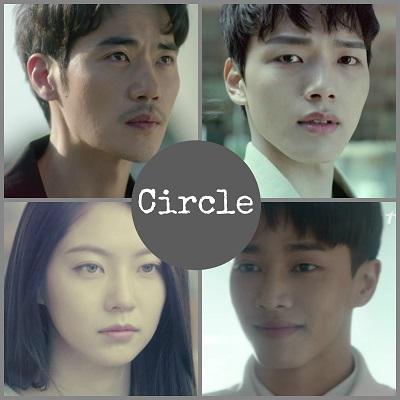Circle Korean Drama - Yeo Jin Goo, Kim Kang Woo, Kong Seung Yeon, and Lee Gi Kwang