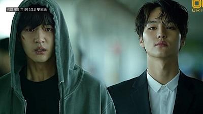 Duel Korean Drama - Yong Se Jong