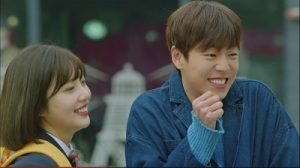 Liar and His Lover Korean Drama - Lee Hyun Woo and Joy