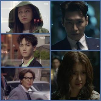 Lookout Korean Drama - Kim Young Kwang, Lee Shi Young, Kim Seul Gi, Key, Kim Tae Hoon