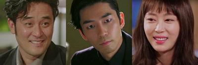 Man Who Dies to Live Korean Drama - Choi Min Soo, Shin Sung Rok, Kang Ye Won