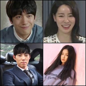 Mojito Korean Drama - Sung Joon, Im Ji Yeon, Baek Sung Hyun, and Kim Yoon Hye