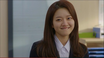 Radiant Office Korean Drama - Go Ah Sung
