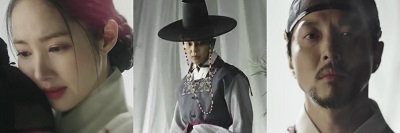 Seven Day Queen Korean Drama - Yeon Woo Jin, Park Min Young, and Lee Dong Gun