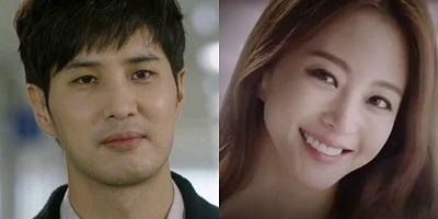 20th Century Boys and Girls Koran Drama - Kim Ji Suk and Han Ye Seul