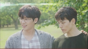 Circle: Two Worlds Connected Korean Drama - Yeo Jin Goo and Ahn Woo Yeon
