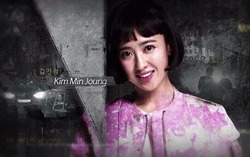 Man to Man Korean Drama - Kim Min Jung