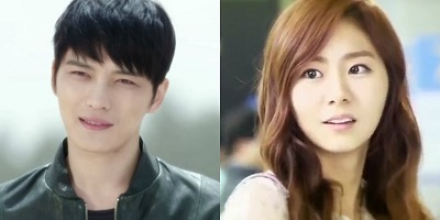 Manhole Korean Drama - JYJ's Jaejoong and Uee