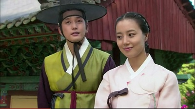 Princess' Man Korean Drama - Park Shi Hoo and Moon Chae Won