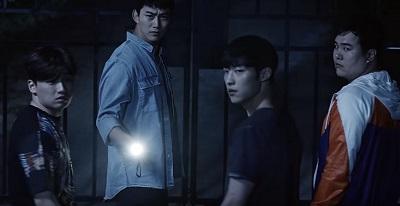 Save Me Korean Drama - Taecyeon, Lee David
