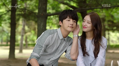 Best Hit Korean Drama - Yoon Shi Yoon and Lee Se Young