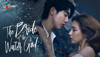 Bride Of The Water God Korean Drama - Nam Joo Hyuk and Shin Se Kyun