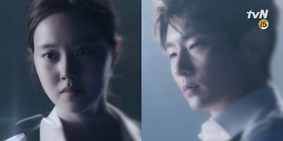 Criminal Minds Korean Drama - Lee Joon Gi and Moon Chae Won