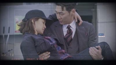Lookout Korean Drama - Kim Young Kwang and Lee Shi Young