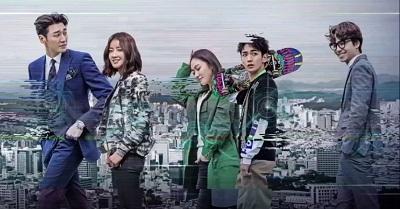 Lookout Korean Drama Review | Kdrama Kisses