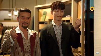 Man Who Dies to Live Korean Drama - Choi Min Soo and Shin Sung Rok