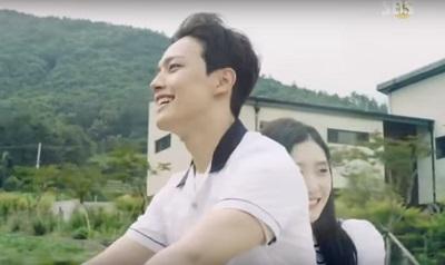 Reunited Worlds Korean Drama - Yeo Jin Goo and Jung Chae Yeon