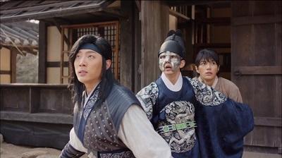 Mask korean drama summary of the book