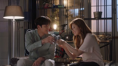 Suspicious Partner Korean Drama - Ji Chang Wook and Nam Ji Hyun