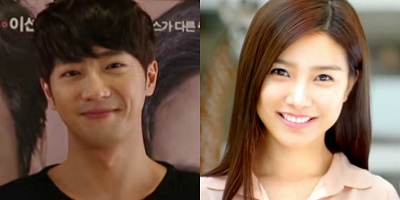 You're Closer Than I Think Korean Drama - Lee Sang Yeob and Kim So Eun