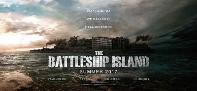 Battleship Island Korean Movie