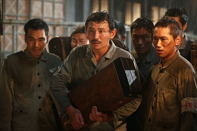 Battleship Island Korean Movie - Hwang Jung Min