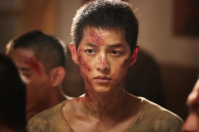 Battleship Island Korean Movie - Song Joong Ki