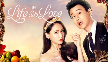 In Life And Love Chinese Drama - Tong Da Wei and Jo Chen