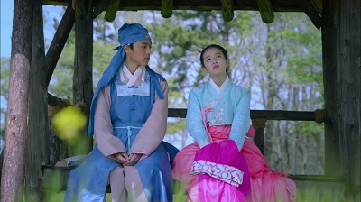 Queen for Seven Days Korean Drama - Baek Seung Hwan and Park Shi Eun
