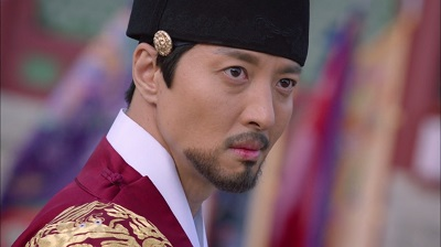 Queen for Seven Days Korean Drama - Lee Dong Gun