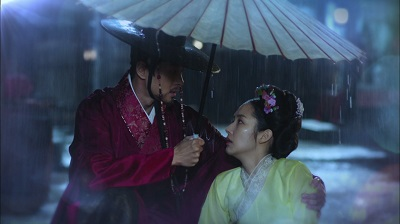 Queen for Seven Days Korean Drama - Lee Dong Gun and Park Min Young