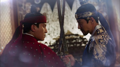 Queen for Seven Days Korean Drama - Yeon Woo Jin and Lee Dong Gun