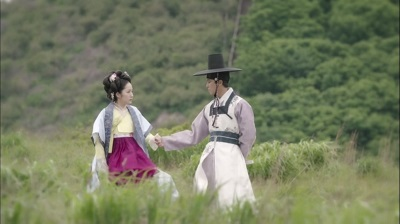 Queen for Seven Days Korean Drama - Yeon Woo Jin and Park Min Young