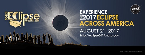 Total Solar Eclipse: August 21, 2017