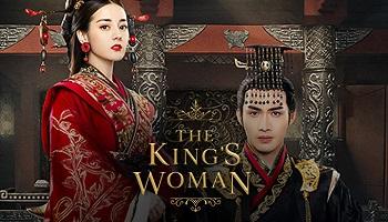 The Kings Woman Chinese Drama - Dilraba Dilmurat and Zhang Bin Bin